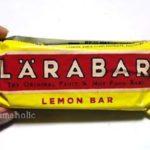 ララバー(LARABAR)はドライフルーツとナッツで出来たローフードな置き換えバー